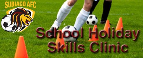 Australia Day Skills Clinic